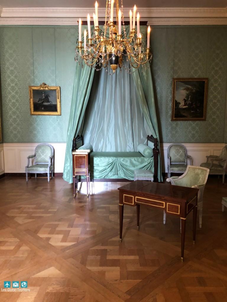 Les appartements privés de Marie-Antoinette – LES GLOBE-TROTTERS